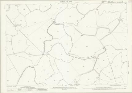Sussex XLVI.6 (includes: Broomhill; Lydd; Old Romney) - 25 Inch Map