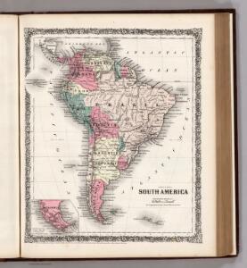 South America (political).