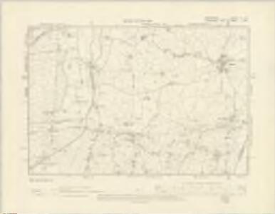 Shropshire VII.SE - OS Six-Inch Map
