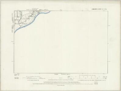 Lancashire CIX.NE - OS Six-Inch Map