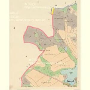Hainspach - c4122-3-001 - Kaiserpflichtexemplar der Landkarten des stabilen Katasters