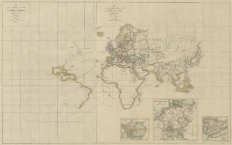 VIII. Charte für die allgemeine Geschichte von Rudolph von Habsburg bis auf Carl V : d.i. von 1273-1519 nach Christus