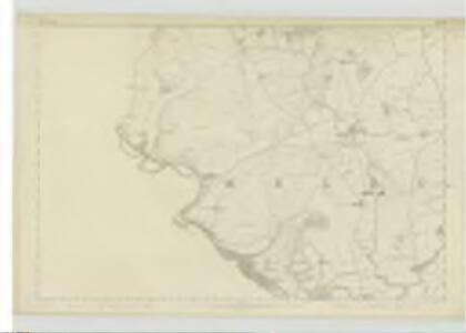 Roxburghshire, Sheet III - OS 6 Inch map