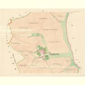 Lippnian - m1570-1-002 - Kaiserpflichtexemplar der Landkarten des stabilen Katasters