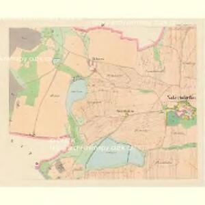 Naketendörflas - c4949-1-003 - Kaiserpflichtexemplar der Landkarten des stabilen Katasters