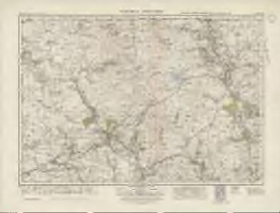 Newton Stewart (87) - OS One-Inch map