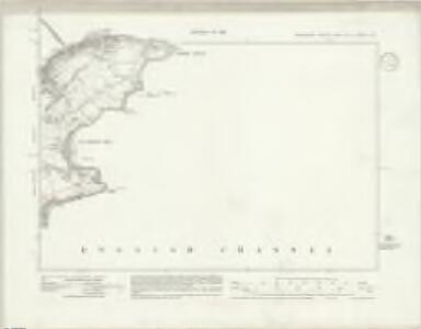 Devonshire CXXII.SE & CXXVIII.NE - OS Six-Inch Map