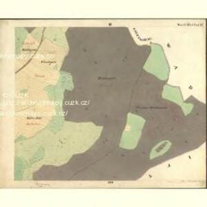 Unter Wuldau - c1412-1-004 - Kaiserpflichtexemplar der Landkarten des stabilen Katasters
