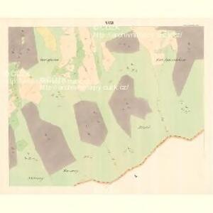 Neu Hrosenkau (Nowi Heasenkow) - m2073-1-031 - Kaiserpflichtexemplar der Landkarten des stabilen Katasters