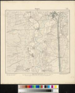 Meßtischblatt 1728 : Meppen, 1897