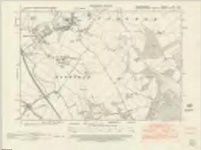 Hertfordshire XXV.NE - OS Six-Inch Map