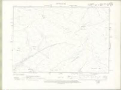 Lanarkshire Sheet XXXVI.NE - OS 6 Inch map