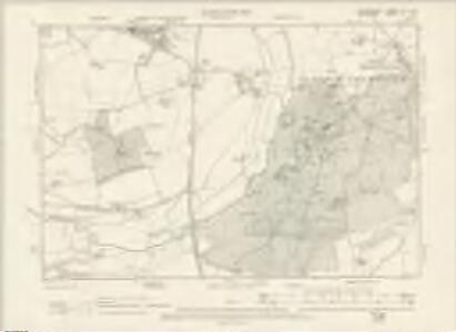 Oxfordshire XLV.NE - OS Six-Inch Map