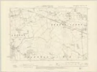 Herefordshire XXV.SW - OS Six-Inch Map