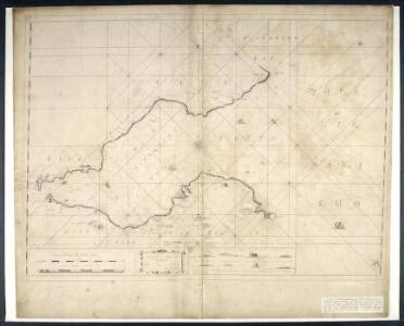 The Hydrographicall mappe of Forth from the entry to ye Queens-ferry / authore Jo. Adair.