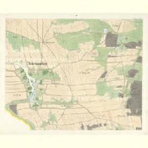Trzebotowitz - c8049-1-005 - Kaiserpflichtexemplar der Landkarten des stabilen Katasters