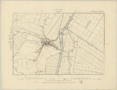 Cambridgeshire XXII.SW - OS Six-Inch Map