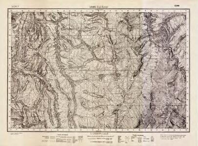 Lambert-Cholesky sheet 4256 (Vama Buzăului)