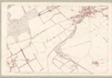 Perth and Clackmannan, Sheet XCVII.1 (Methven) - OS 25 Inch map