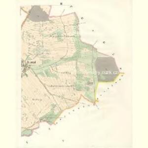 Augezd - c8209-1-003 - Kaiserpflichtexemplar der Landkarten des stabilen Katasters
