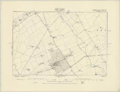 Lincolnshire LXXII.NE - OS Six-Inch Map