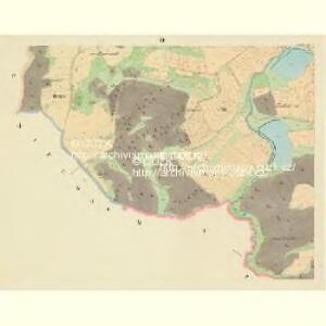 Pürchen - c0570-1-003 - Kaiserpflichtexemplar der Landkarten des stabilen Katasters