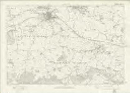 Derbyshire LII - OS Six-Inch Map