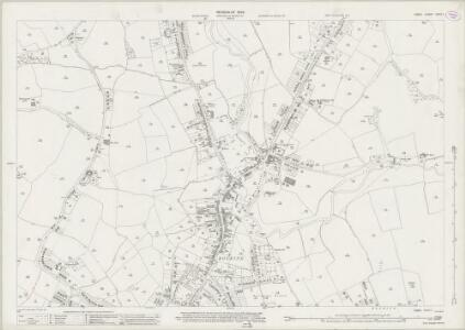 Essex (New Series 1913-) n XXXV.1 (includes: Braintree and Bocking) - 25 Inch Map