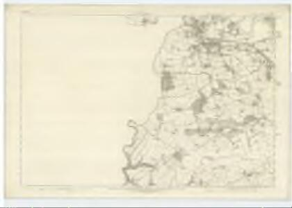 Lanarkshire, Sheet X - OS 6 Inch map