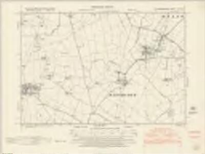 Buckinghamshire XXIII.SW - OS Six-Inch Map