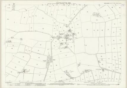Lincolnshire XVII.16 (includes: Belton; Epworth; West Butterwick) - 25 Inch Map