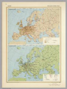 Europe.  Pergamon World Atlas.