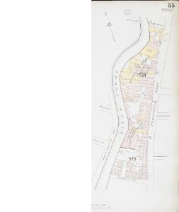 Insurance Plan of Bristol Vol II: sheet 55-2