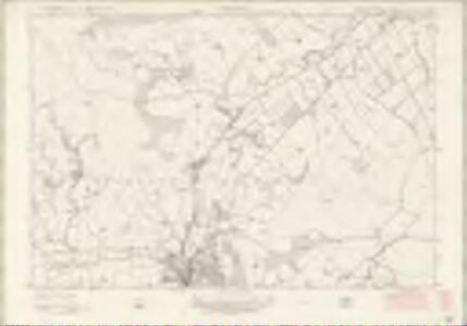 Stirlingshire Sheet n XIa - OS 6 Inch map