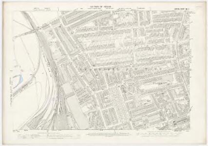 London VIII.2 - OS London Town Plan