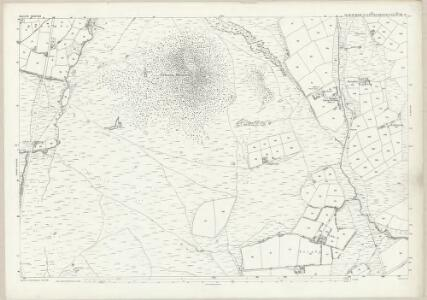 Isle of Man XII.8 - 25 Inch Map