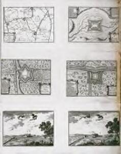 Carte du gouuernement des forts de Rebus et d'Hennuin