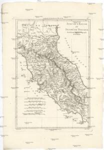 Etat de l'eglise et duché de Toscane