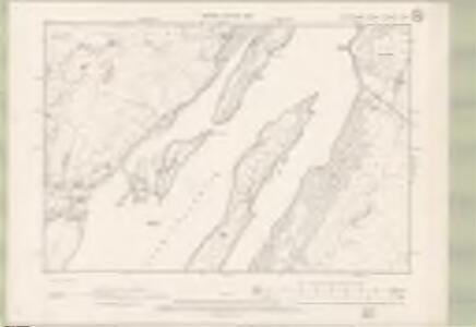 Argyll and Bute Sheet CXXXVIII.SW - OS 6 Inch map