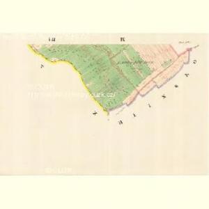 Ossek - m2169-1-008 - Kaiserpflichtexemplar der Landkarten des stabilen Katasters