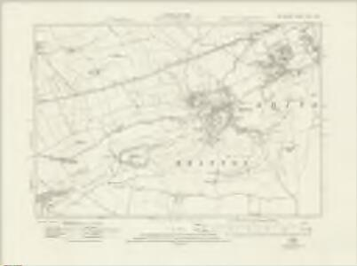 Wiltshire XLV.NW - OS Six-Inch Map