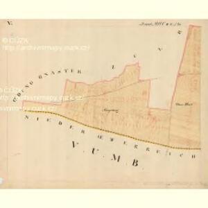 Joslowitz - m1044-1-006 - Kaiserpflichtexemplar der Landkarten des stabilen Katasters