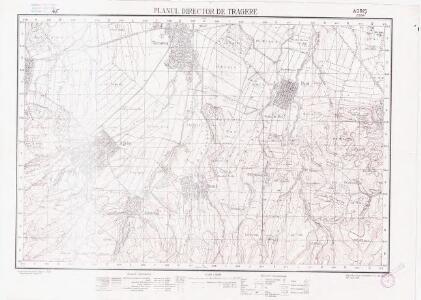 Lambert-Cholesky sheet 2064 (Agriş)
