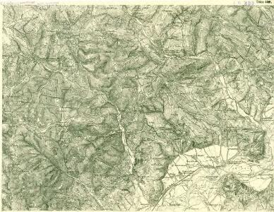 III. vojenské mapování 4460/1