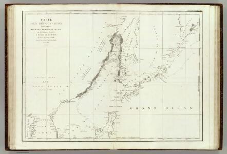 Mers, Chine, Tartarie. 2.