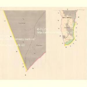 Klein Stiebnitz (Mala Stjbnice) - c9236-3-002 - Kaiserpflichtexemplar der Landkarten des stabilen Katasters