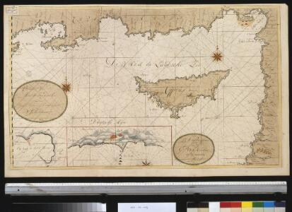 Het oosterdeel van de Middelandsche Zee van 't eijland Rodus tot Ichanderoene