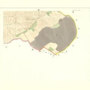 Prerau (Přerow) - m2453-1-004 - Kaiserpflichtexemplar der Landkarten des stabilen Katasters