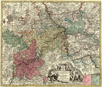 Trevirensis Archi-Episcopatus et Electoratus