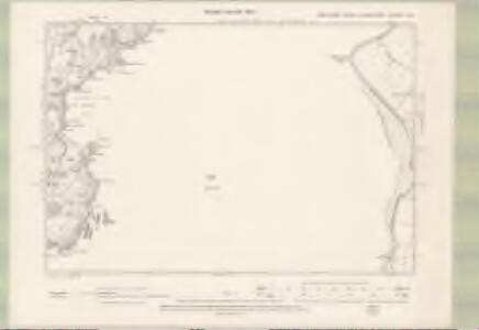 Argyll and Bute Sheet CCXXXV.NW - OS 6 Inch map